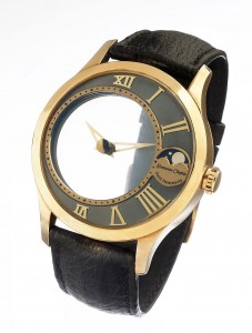 Mistery Wristwatch de KONSTANTIN CHAYKIN oro rosa