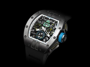 RM 011 LMC Le Mans Classic 2012 de RICHARD MILLE 