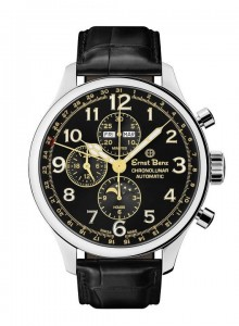 Grand Circle Officer Chronograph de ERNST BENZ