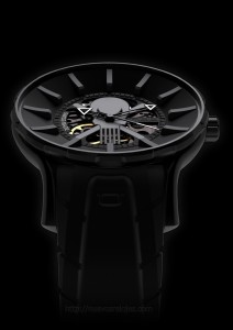 reloj Ghost Collection de N.O.A 